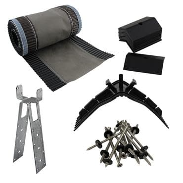 Universal Ridge Kit Contents
